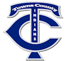 Towns County Indians Logo